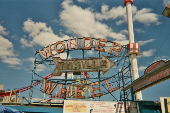 wonderwheel coney island 2010